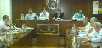 Ο Χρίστος Δήμας στο Δημοτικό Συμβούλιο του Δήμου Κορινθίων