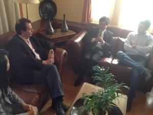 Διήμερη επίσκεψη του Πρέσβη του Βιετναμ στην Κορινθία