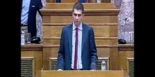 Εισήγηση για το σχέδιο νόμου για την προσχώρηση της Κροατίας στην Ευρωπαϊκή Ένωση (video)