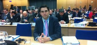 Συμμετοχή στην Διακοινοβουλευτική διάσκεψη στο Δουβλίνο