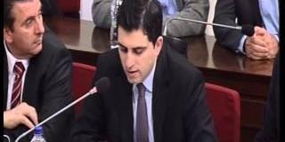 Εισήγηση στην Επιτροπή Άμυνας και Εξωτερικών για την κατασκευή του αγωγού φυσικού αερίου TAP (video)