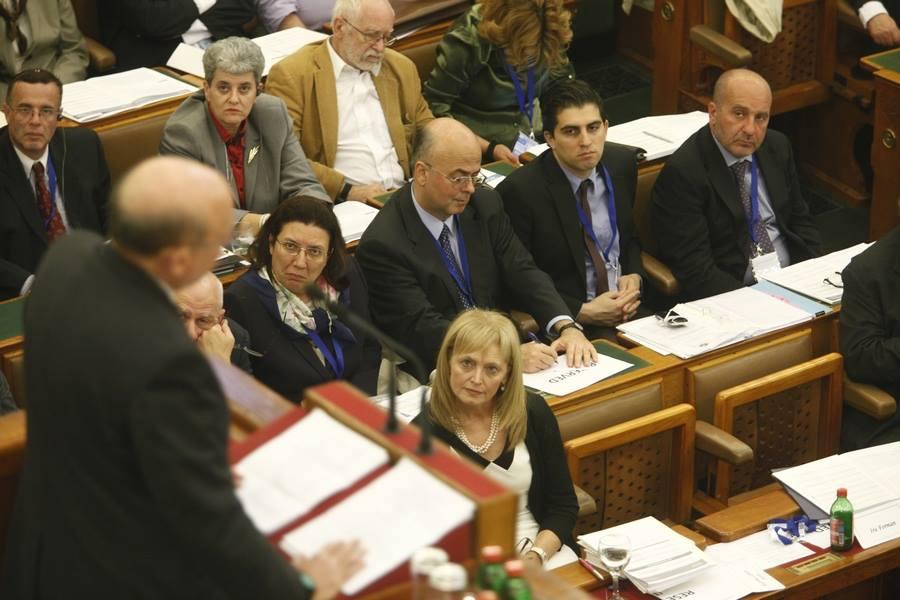 Στο Ουγγρικό Κοινοβούλιο ο Χρίστος Δήμας