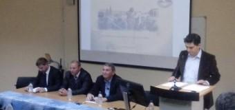 Ομιλία Χρίστου Δήμα σε φοιτητές του Πανεπιστημίου Πελοποννήσου