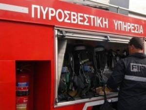 πυροσβεστικό κλιμάκιο