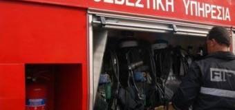 Διατήρηση πυροσβεστικού κλιμακίου Ευρωστίνης του Δήμου Ξυλοκάστρου- Ευρωστίνης Κορινθίας