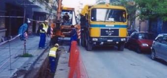 Χάραξη νέας βέλτιστης διαδρομής της γραμμής δικτύου φυσικού αερίου