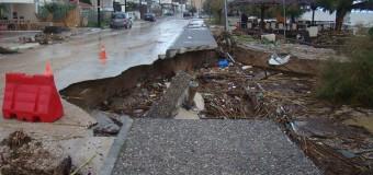 Ανάγκη χρηματοδότησης του Δήμου Σικυωνίων Κορινθίας για ζημιές από θεομηνίες