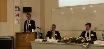Ομιλία σε εκδήλωση του Πανεπιστημίου Θεσσαλίας και του Ιδρύματος Κόνραντ Αντενάουερ