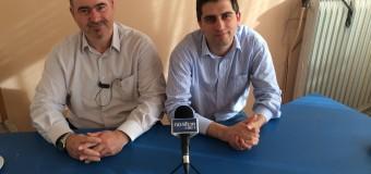 Ομιλία και συνέντευξη τύπου στην Σπάρτη για τις Ευρωεκλογές