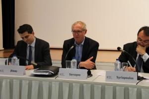 Από τη συμμετοχή μου σε συνέδριο στις Βρυξέλλες (Μάϊος 2014)