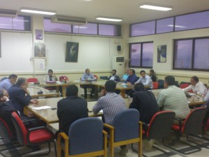 Στο Δημοτικό Συμβούλιο του Δήμου Σικυωνίων