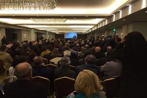 Ομιλία σε συγκέντρωση ετεροδημοτών της Κορινθίας στην Αθήνα (12/01/2015)