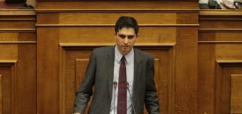 (VIDEO) Επίκαιρη ερώτηση στη Βουλή για τις μεγάλες ελλείψεις στο Γενικό Νοσοκομείο Κορίνθου