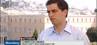 Η χώρα δεν χρειαζόταν πρόωρες εκλογές – Συνέντευξη στο τηλεοπτικό δίκτυο Bloomberg (video)