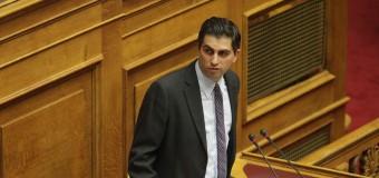 (Video) Ομιλία στη Βουλή: Η κυβέρνηση φέρει βαρύτατες και αποκλειστικές ευθύνες για την ανάγκη νέας ανακεφαλαιοποίησης του τραπεζικού συστήματος