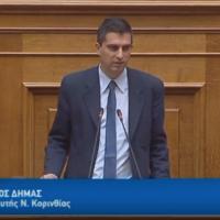 ΟΜΙΛΙΑ | Η πρόταση μομφής είναι ψήφος για το Σκοπιανό.