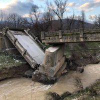 ΕΡΩΤΗΣΗ |  Κατάρρευση γέφυρας στο Φενεό Κορινθίας