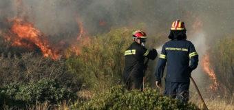 ΕΡΩΤΗΣΗ | Ετοιμότητα της Πυροσβεστικής Υπηρεσίας ενόψει της νέας αντιπυρικής περιόδου
