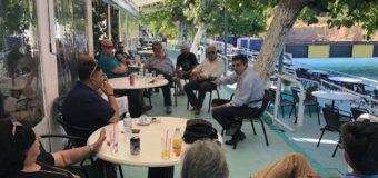 Εκλογές 2019 | Σε Ίσθμια, Πίσια, Περαχώρα και Λουτράκι ο Χρ.Δήμας
