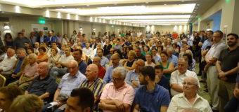Εκλογές 2019 | Εντυπωσιακή εκδήλωση στην Αθήνα