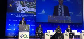 ΟΜΙΛΙΑ | Στο EU – Arab world Summit