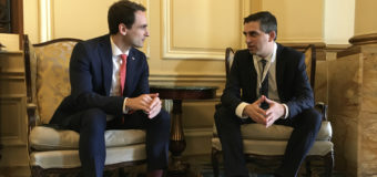 ΔΕΛΤΙΟ ΤΥΠΟΥ | Στην Ουάσινγκτον ο Υφυπουργός Χρίστος Δήμας