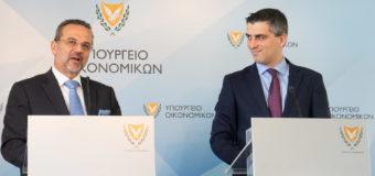 Δελτίο Τύπου | Επαφές στην Κύπρο ο Χρίστος Δήμας.