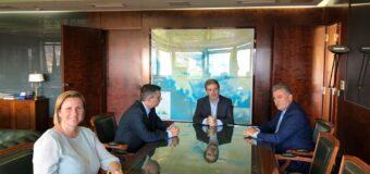 Δελτίο Τύπου 29.6.2020 | Συνάντηση Δήμα, Σούκουλη, Νανόπουλου με Χρυσοχοΐδη για την αστυνόμευση στον Νομό Κορινθίας.